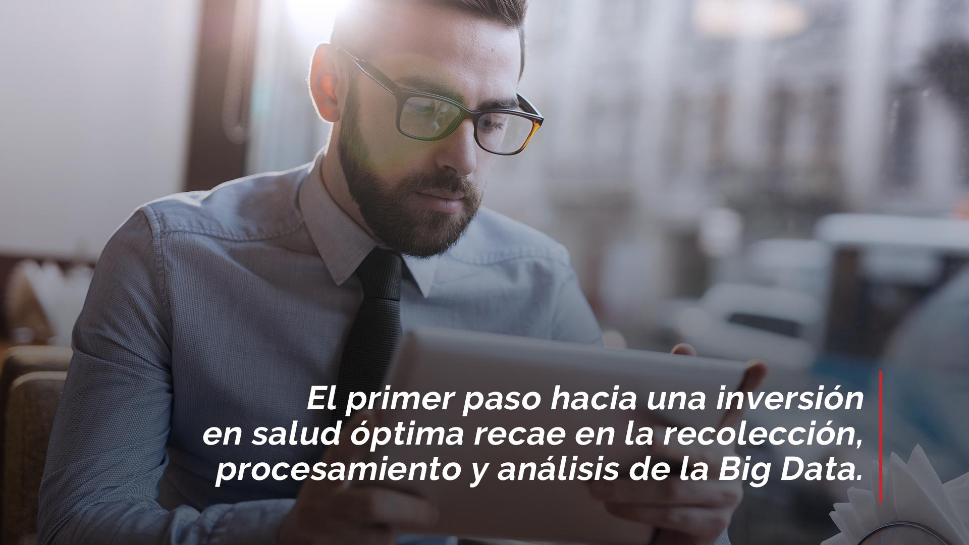 administradoras de riesgos laborales y big data